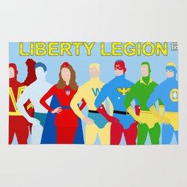 Liberty Legion Minimalist Rug