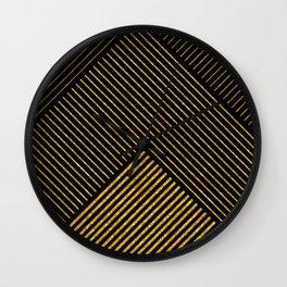 Modern Pattern XIX Wall Clock
