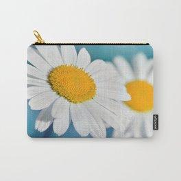 Daisy macro 083 Carry-All Pouch