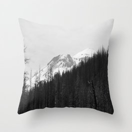 Trees Die Throw Pillow