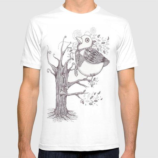 Bird & Tree T-shirt