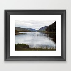 Loch Beagh Framed Art Print