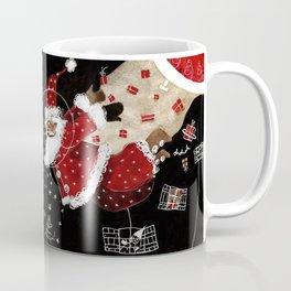 Un Noel dans l'Espace Coffee Mug