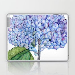 Hortensia #2 Laptop & iPad Skin