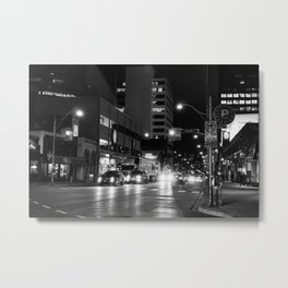 Heath St. Metal Print