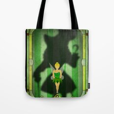 Shadow Collection, Series 1 - Hook Tote Bag