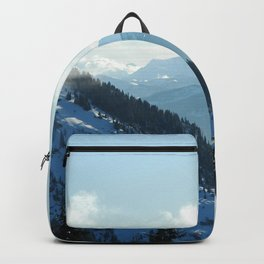 Snowy Slope Backpack