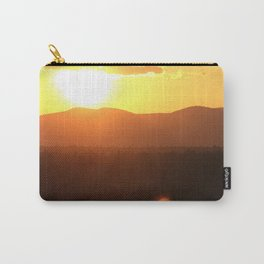 Steamboat Sunrise Carry-All Pouch