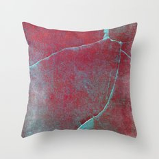 cassé Throw Pillow