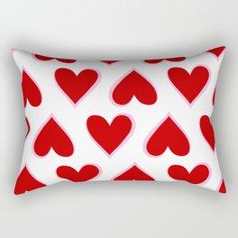 lotsa love Rectangular Pillow