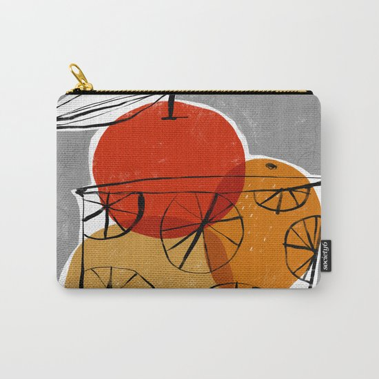 SIMPLE FRUIT Carry-All Pouch
