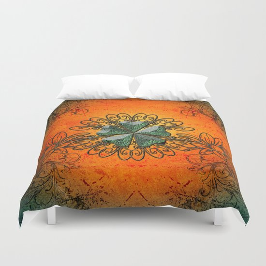 Decorative design Duvet Cover