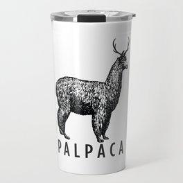 the palpaca Travel Mug