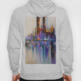 City Tetris Hoody