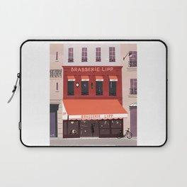 Brasserie lipp Laptop Sleeve