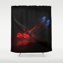 Take Two Shower Curtain