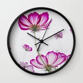 Beauty of Nature Wall Clock