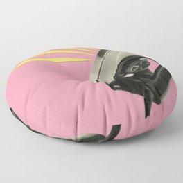 The Art of Ironing Floor Pillow