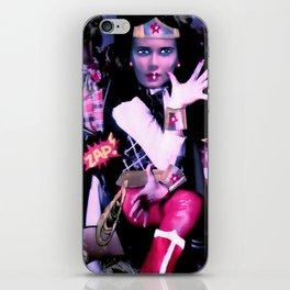 The Wonderous Women iPhone Skin