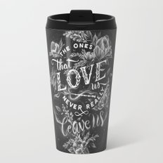 Harry Potter - The Ones That Love Us Travel Mug