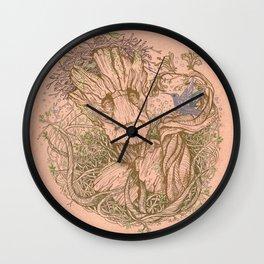 Groot Fan Art Wall Clock