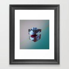 #Gooey #Inside - 20150921 Framed Art Print