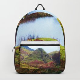 Fairy Glen, Isle of Skye Backpack