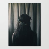 crown Canvas Prints featuring Crown by Michael Anthony