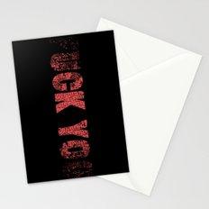 UCK YO Stationery Cards