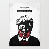 Hannibal - Tome-Wan Canvas Print