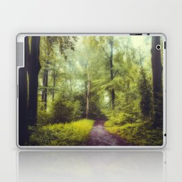 Dreamy Forest Laptop & iPad Skin