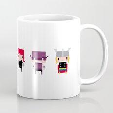 Pixel Avengers Mug