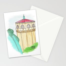 Highland Park Water Tower: St. Paul  Stationery Cards