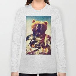 astro bear Long Sleeve T-shirt