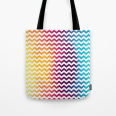 Rainbow Zoon Tote Bag