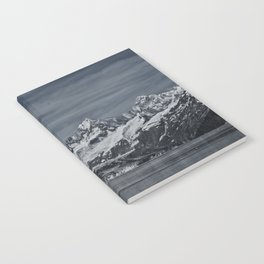 Margerie Glacier and Mount Fairweather, Glacier Bay Alaska, Notebook
