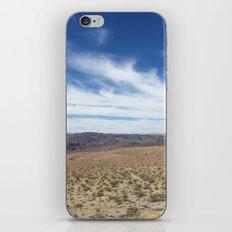 Arid Escape iPhone & iPod Skin