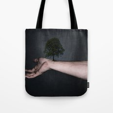 Nature inside me Tote Bag