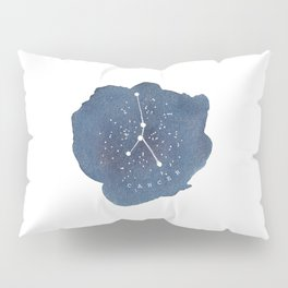cancer constellation zodiac Pillow Sham