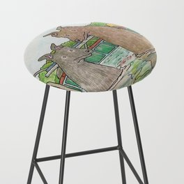 Pool Party Bar Stool