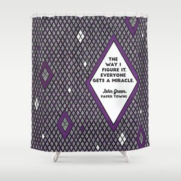 Everyone Gets a Miracle Shower Curtain