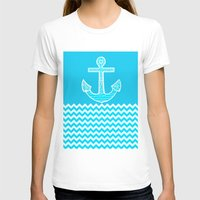 anchor T-shirts featuring Anchor by haroulita