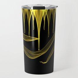 Paint Drip Travel Mug