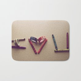 Children Love | I Love You Bath Mat