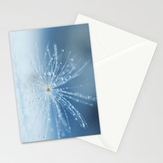Star of drops Stationery Cards