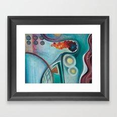 Merlot Framed Art Print