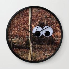 Googly Gremlinzz Wall Clock