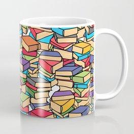 Maximalist Book Collector Coffee Mug