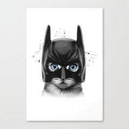 SuperCat! Canvas Print