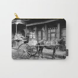 New Orleans milk cart Carry-All Pouch